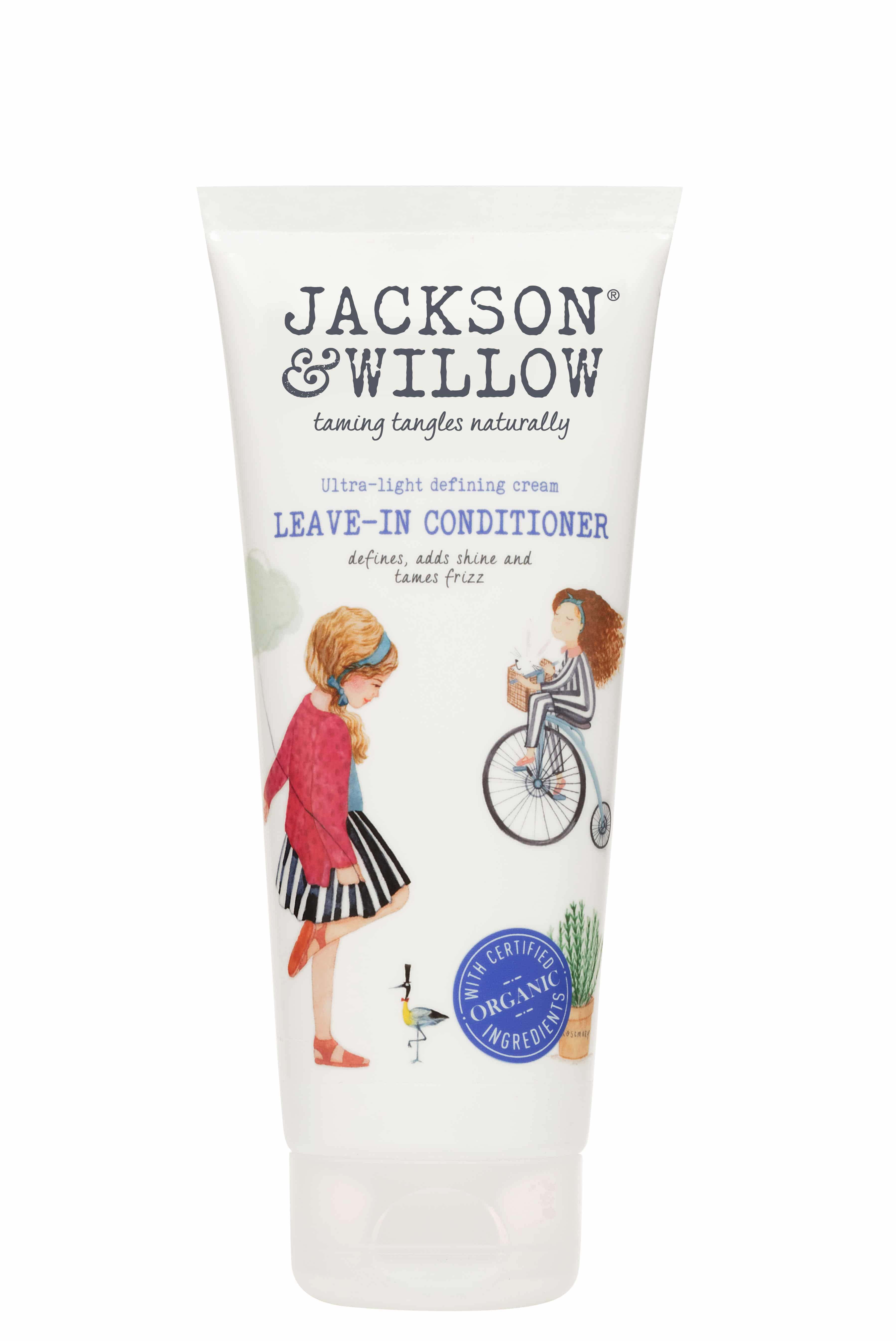 Natural Leave In Conditioner For Fine Hair